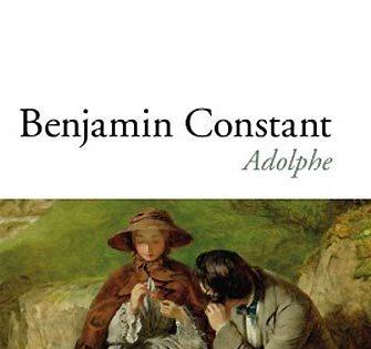 Benjamin Constant - Adolphe