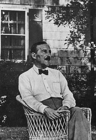 Focus sur la dernière lettre de Stefan Zweig