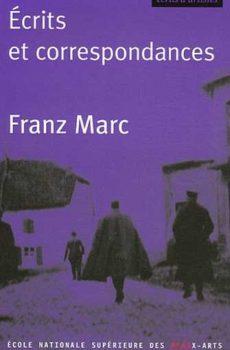 Frantz Marc – Écrits et correspondances