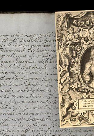 La reine Élisabeth I serait l'auteure d'un mystérieux manuscrit