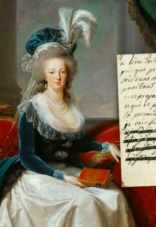La science dévoile les secrets des lettres d'amour censurées de Marie-Antoinette