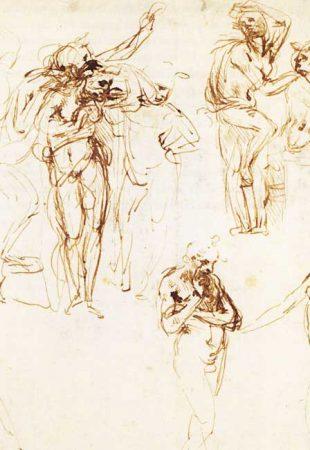 Léonard de Vinci et la Renaissance italienne – Dessins de la collection des Beaux-Arts de Paris