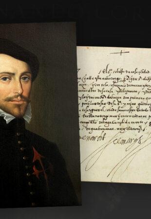 Les manuscrits volés d'Hernán Cortés mettent les maisons de vente au pilori