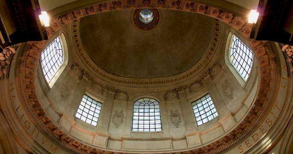 La coupole du collège des Quatre-Nations, aujourd'hui siège de l'Institut de France. Photo © NonOmnisMoriar.