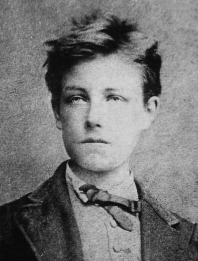 L'une des plus célèbres photographies du XIXe siècle : Arthur Rimbaud en octobre 1871 par Étienne Carjat.