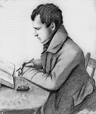 Portrait de François-Marie-Thomas Chevalier de Lorimier par Jean-Joseph Girouard.