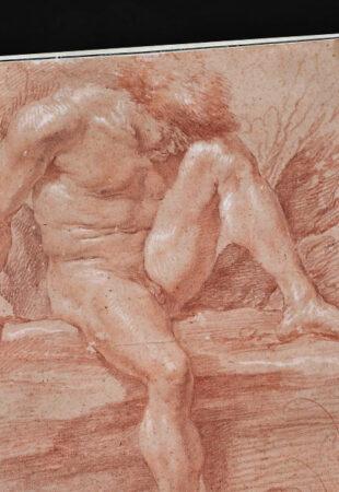 Récemment découvert, un dessin inédit du Bernin adjugé 1,9 millions d'euros