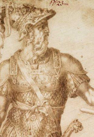 Record mondial pour un dessin du sculpteur florentin Baccio Bandinelli