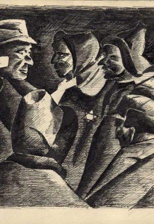 Rendering Witness: Holocaust-Era Art As Testimony