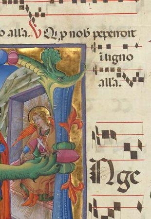 The Illuminated Page: Manuscripts from the Burke Collection, 1150 – 1550