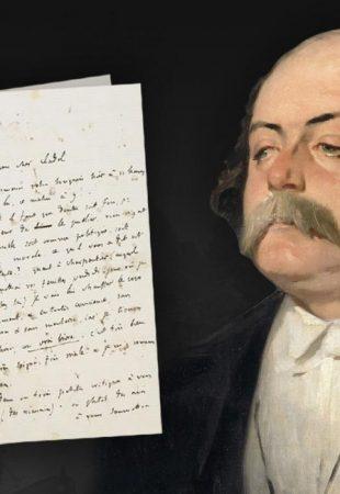 « Quelle est la luxure de plume qui ne m'excite! » — Une redécouverte de Gustave Flaubert avec Marie-Paule Farina