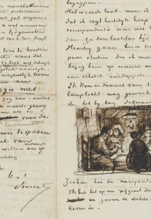 Van Gogh's Greatest Letters